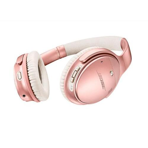 Bose QuietComfort 35 vezeték nélküli zajkioltó fejhallgató II rosegold