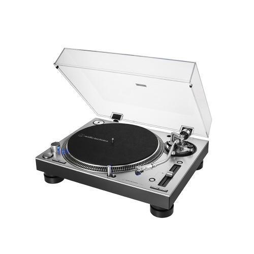 Audio-Technica AT-LP140XP lemezjátszó ezüst