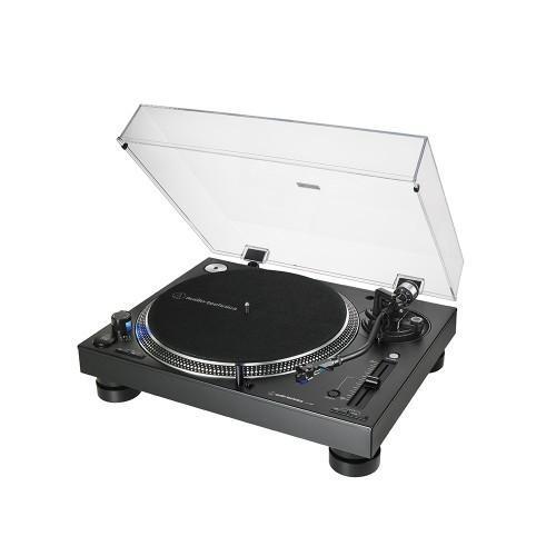 Audio-Technica AT-LP140XP lemezjátszó fekete