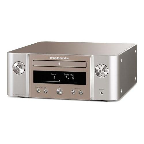 Marantz M-CR412 Melody CD receiver silvergold