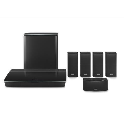 Bose Lifestyle 600 házimozirendszer fekete DEMO