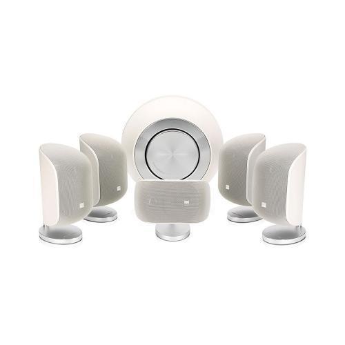 Bowers & Wilkins MT-60D Mini Theatre 5.1 hangsugárzó szett fehér