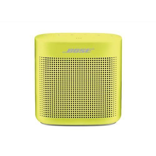 Bose SoundLink Color Bluetooth hangsugárzó II citromsárga