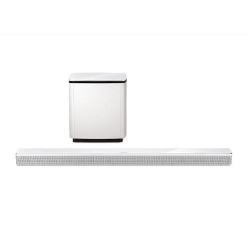 Bose Smart Soundbar 700 hangprojektor + Bass Module 700 szett fehér