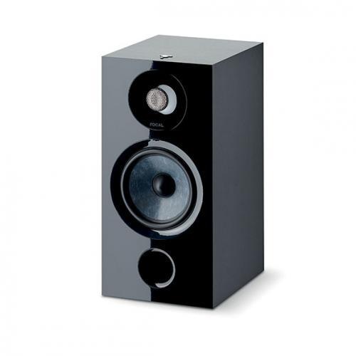 Focal Chora 806 polc hangsugárzó fekete