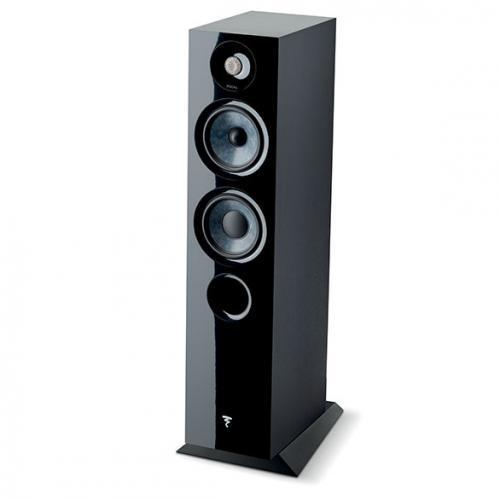Focal Chora 816 álló hangsugárzó fekete