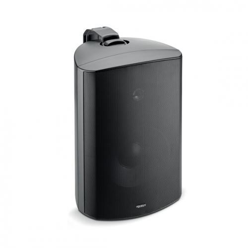 Focal 100 OD 6 kültéri hangsugárzó fekete