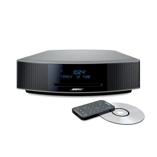 Bose Wave zenei rendszer IV platinum silver