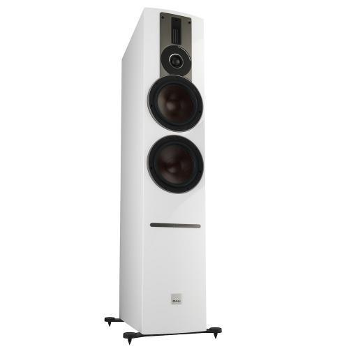 Dali Rubicon 6 C álló aktív hangsugárzó fehér