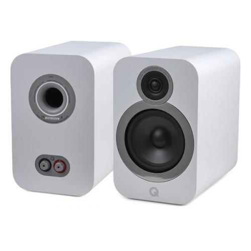 Q Acoustics QA 3030i polc hangsugárzó fehér
