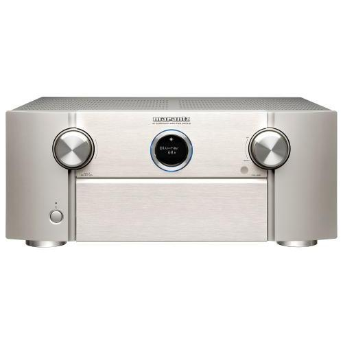 Marantz SR7015 9.2 Dolby Atmos receiver silvergold
