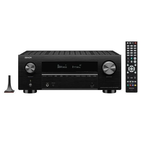Denon AVC-X3700H 9.2 8k Dolby Atmos AV erősítő