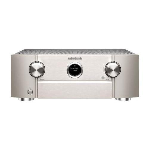 Marantz SR6015 9.2 Dolby Atmos receiver silvergold