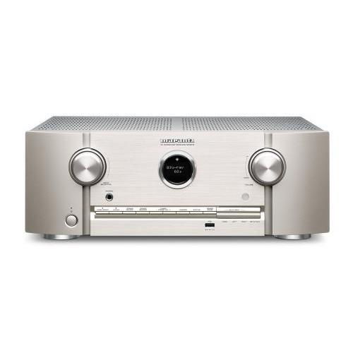 Marantz SR5015 7.2 Dolby Atmos receiver silvergold