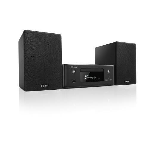 Denon CEOL N11DAB Hi-Fi-Network CD Receiver fekete