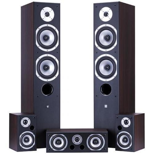 Wilson Movix 5.0 házimozi hangsugárzó szett wenge