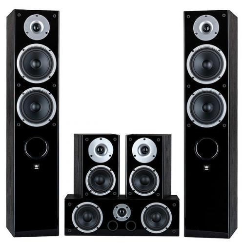 Wilson Raptor 5/Mini/Vocal 5.0 házimozi hangsugárzó szett fekete