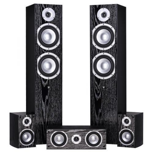 Wilson Estrada 5.0 házimozi hangsugárzó szett fekete