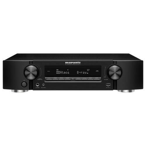 Marantz NR1711 Slim 7.2 csatornás 8K AV Receiver fekete