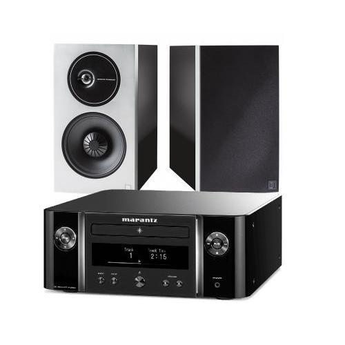 Marantz M-CR612 Melody + Definitive Technology Demand D11 szett fekete
