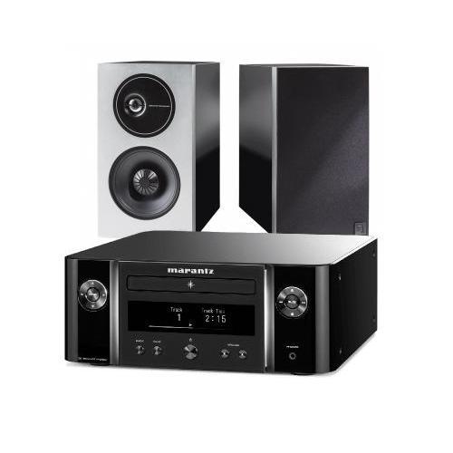 Marantz M-CR612 Melody + Definitive Technology Demand D9 szett fekete