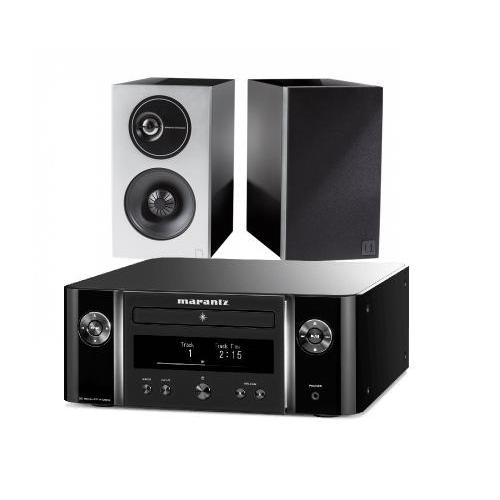 Marantz M-CR612 Melody + Definitive Technology Demand D7 szett fekete