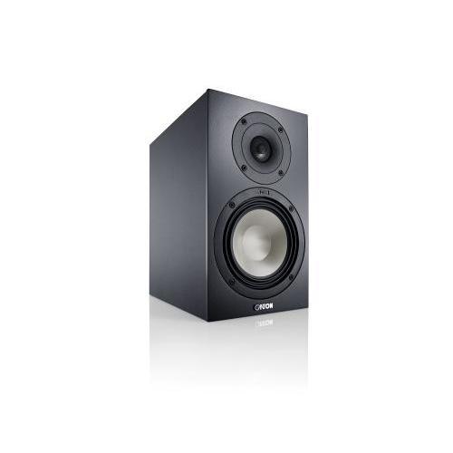 Canton GLE 20 polc hangsugárzó fekete