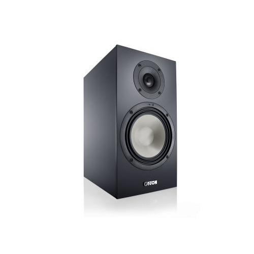 Canton GLE 30 polc hangsugárzó fekete