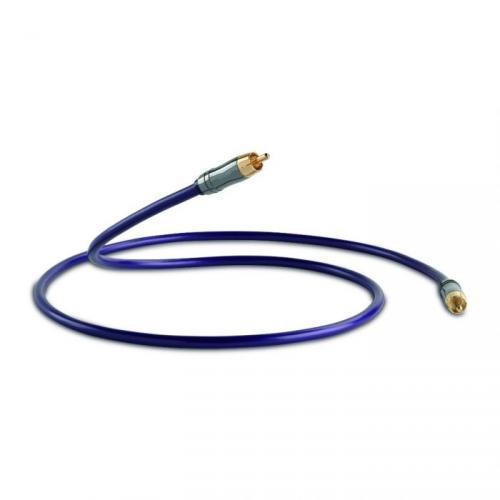 QED QE6200 PERFORMANCE koax digitális kábel - 1.0m