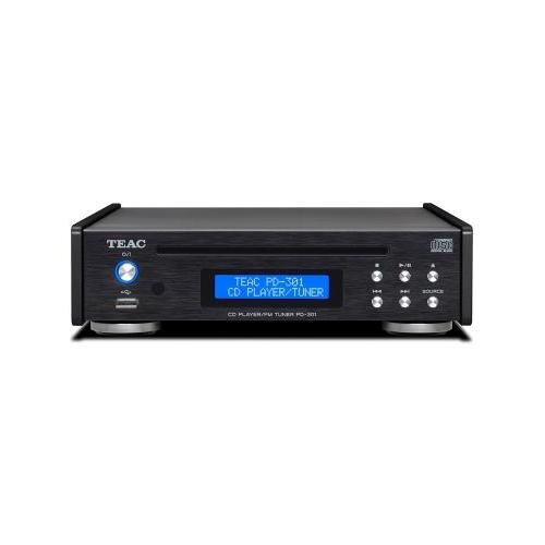 Teac PD-301DAB-X CD lejátszó/DAB+/FM fekete