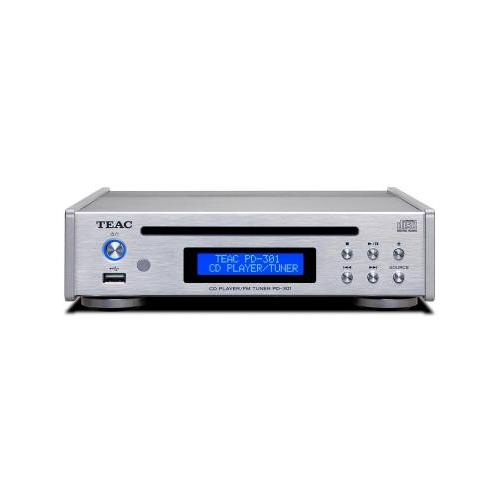 Teac PD-301DAB-X CD lejátszó/DAB+/FM ezüst
