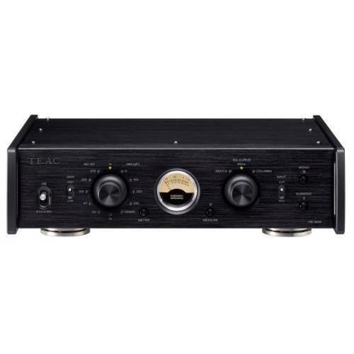 Teac PE-505 phono előerősítő fekete