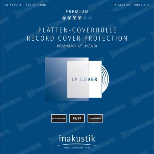 InAkustik PREMIUM Record Cover Protection