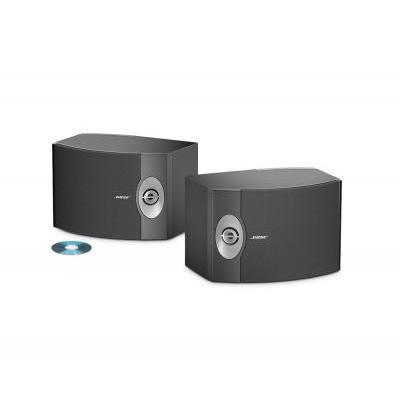 Bose 301 Direct/Reflecting hangsugárzórendszer fekete