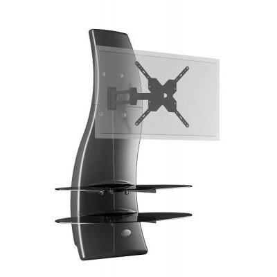 Meliconi Ghost Design 2000 Rotation falikonzol rendszer carbon