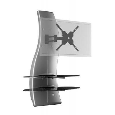 Meliconi Ghost Design 2000 Rotation falikonzol rendszer ezüst