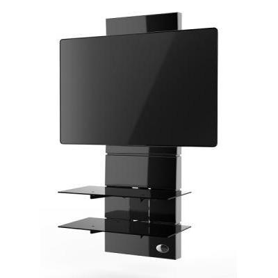 Meliconi Ghost Design 3000 falikonzol rendszer fekete