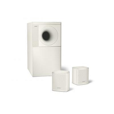 Bose Acoustimass 3 széria V. sztereó hangszóró rendszer fehér