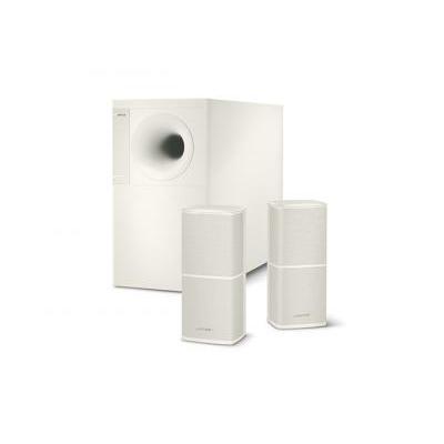Bose Acoustimass 5 széria V. sztereó hangszóró rendszer fehér