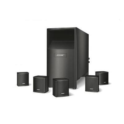 Bose Acoustimass 6 széria V. házimozi hangszóró rendszer fekete