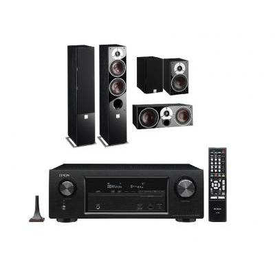Denon AVR-X1300W + DALI Zensor 5 + 1 + Vokal szett