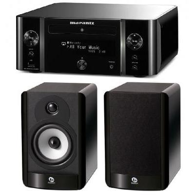 Marantz MCR611 + Boston Acoustics A25 szett