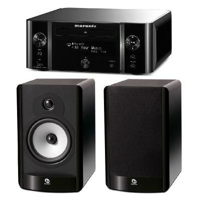 Marantz MCR611 + Boston Acoustics A26 szett