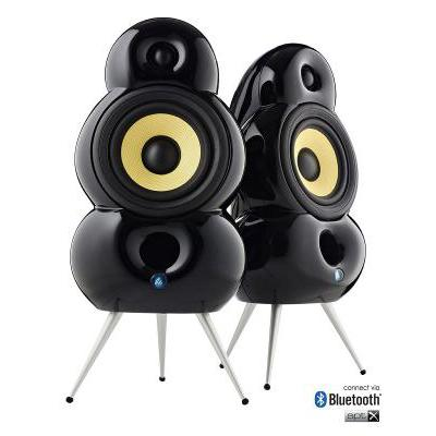 SMALLPOD BLUETOOTH MKII Lifestyle hangsugárzó fekete