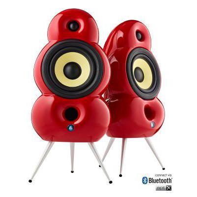 SMALLPOD BLUETOOTH MKII Lifestyle hangsugárzó piros