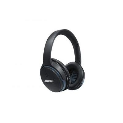 Bose SoundLink II fül köré illeszkedő, vezeték nélküli fejhallgató fekete