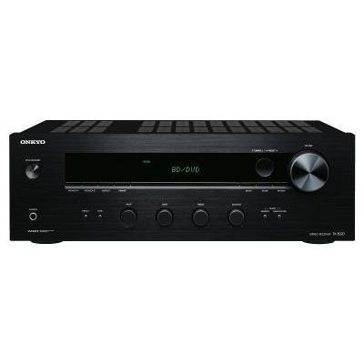 Onkyo TX-8020 sztereó rádióerősítő fekete