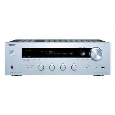 Onkyo TX-8130 sztereó network rádióerősítő ezüst
