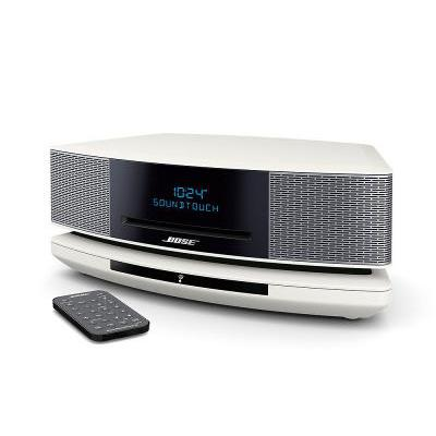 Bose Wave SoundTouch hangrendszer IV fehér