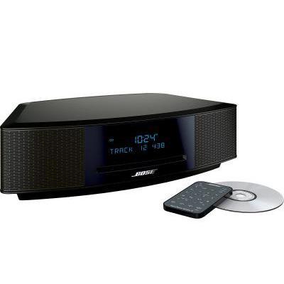 Bose Wave® hangrendszer IV fekete